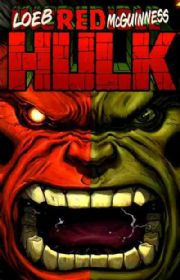 Hulk Volume 1 Red Hulk Graphic Novel Trade Paperback TPB Jeph Loeb Marvel Comics